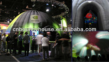 360 Degree Projection Inflatable Planetarium Dome