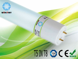 Nano Reflector T5 in T8 energy saving light