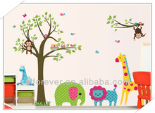 DF new arrival the owl tree wall home decoration