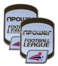 Unique design football badge for league