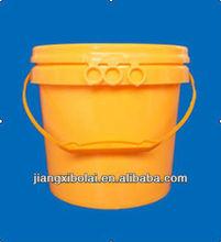 5L PP plastic drum / 5L refrigerating fluid barrel