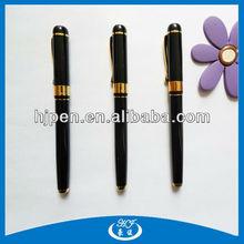 Cute Design Fat Barrel Logo Customized Metal Roller Pen