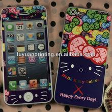 2014 HOT! Cute Mobile skin Sticker for iPhone5 Sticker
