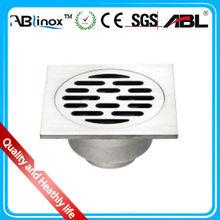 floor drain strainer/stainless steel floor drain strainer/high quality floor drain strainer