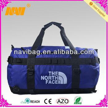 dacron printed waterproof travel bag(NV-TB160)