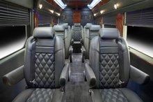 Stallion Sprinter Van Mercedes/Frieghtliner