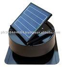 Green Vent Solar - Attic Extraction Fan