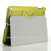 High Quality Smart Cover for ipad mini, Slim Magnetic Leather Case for ipad mini-wake/sleep function