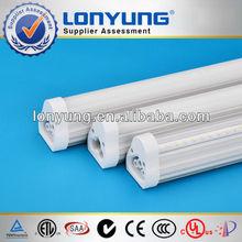 ETL TUV CE ROHS C-tick SAA led t5 tubo fluorescente 1ft 2ft 3ft 4ft 5ft 6ft