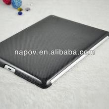 100% real carbon fiber laptop case for ipad 4