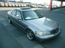 HONDA LEGEND 1997 ID{715} JAPANESE USED CARS SECOND HAND VEHICLE