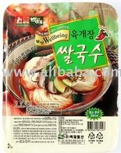 Instant Rice Noodle, Yukgaejang soup flavor