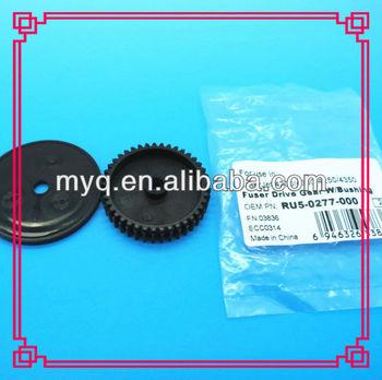 Printer Gear Drive Compatible for HP Fuser Drive Gear W/Bushing 41T use in HP LaserJet Printer 4250/4350