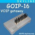 Gsm arena/voip gsm terminação/best-seller goip 16