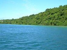 Half Of Kilometer Of Lagoon Waterfront