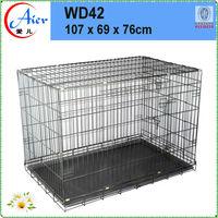 metal folding dog house dog cages kennels
