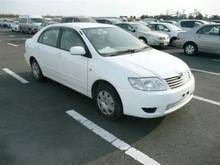 Toyota Corolla Sedan 2006 ID{655} JAPANESE USED CARS SECOND HAND VEHICLE