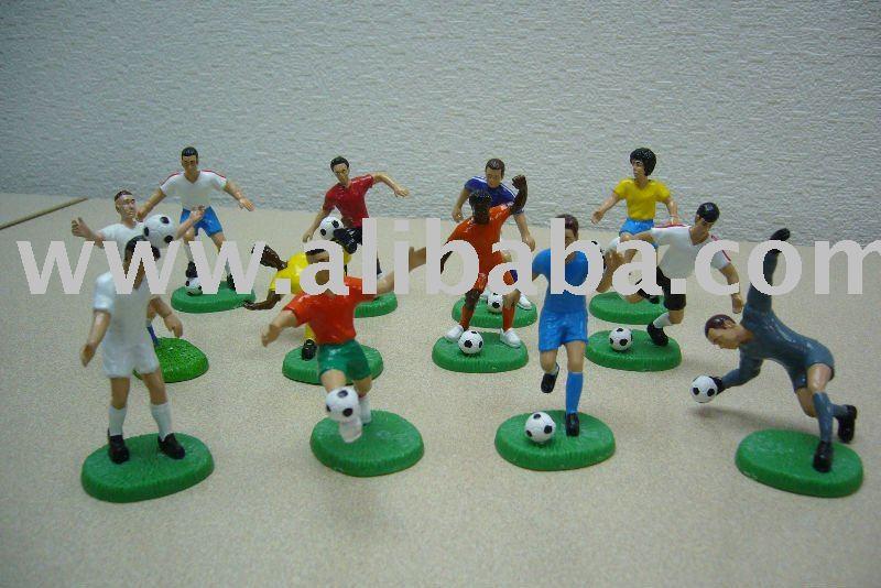 Figuras de futbol soccer - Imagui