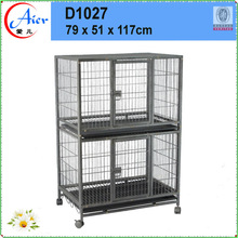 pet supplies dog cage dog folding crate