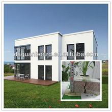 high quality steel structure prefabricated house prefab villa