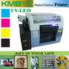 digital led uv printer printing balls
