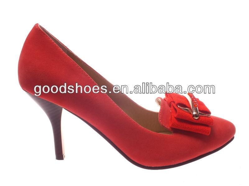 wel brand name high heel shoes design for blue