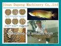 ( melhor qualidade) farinha de peixe/petróleo linha de produção, peixe alimento da pelota que faz a máquina, flutuante peixe máquina do alimento