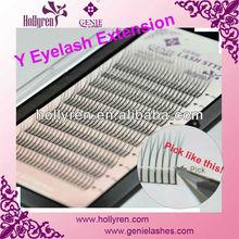 100% Handmade Y Style Eyelash Extension Wholesale