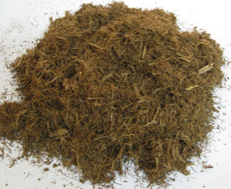 Bagazo de caña de azúcar para alimentación de los animales