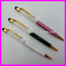 High quality metal screw ballpoint pen