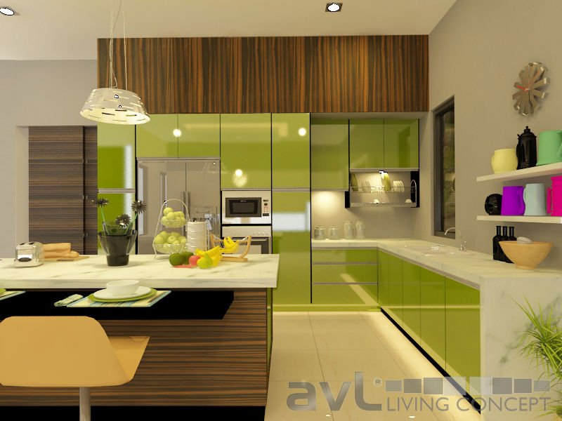 Dry kitchen view modern contemporary kitchen product details from avl living concept on Kitchen design companies hong kong