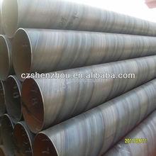 Cangzhou SSAW Steel Pipeline