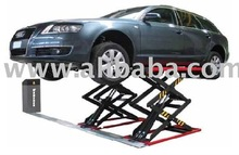 WERTHER lifts, tyre changers, wheel alignments, wheel balancers