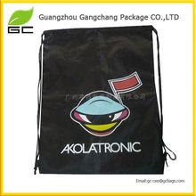 hot fashion packaging shopping for sample drawstring bag