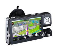 GPS + G-Sensor 5.0MP H.264Real HD 30FPS hd CAR DVR