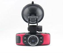 2013 Hot Selling Pink Car Camera Recorder, Full HD 1080P Video Resolution, Built-in G-sensor, SC DVR-L22