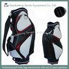 Custom made golf staff bag, golf range bag