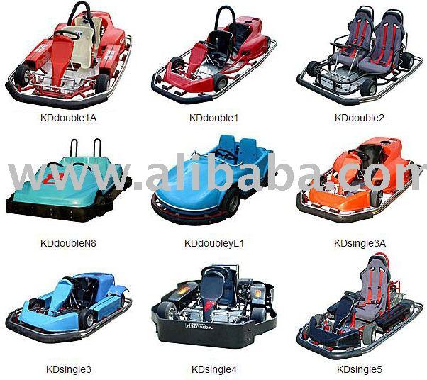 150cc Go Kart. See larger image: fun go karts