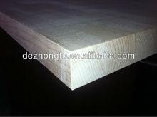Edge glued table top