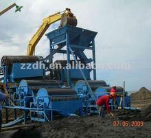 100t/h Iron Ore Dressing Equipments, iron sand magnetic separator machine
