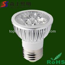 220v led spot lights energy saver mr16/gu10 zhongshan led lighting(CE,ROHS)