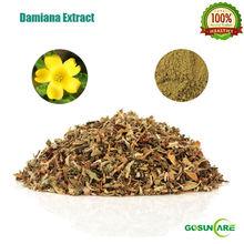 Natural Damiana leaf extract/Damiana extract