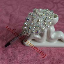 wholesale chinese wedding hair accessories crystal bridal headband RA316AB-hair