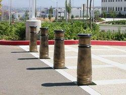 Bollard Perimeter Protection System