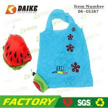Fruit Waterlemon Cartoon Foldable Travel Tote Bag DK-CS387