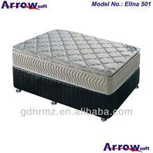 2013 new design of pillow top foam mattress