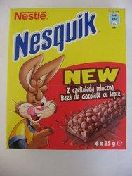 Nestle Nesquik bars