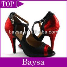 Ladies Sexy Ballroom Dance Shoes Latin Dancing Shoe BL253