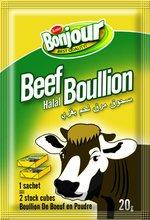 Bonjour beef bouillon