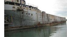 A Vessel Scrap